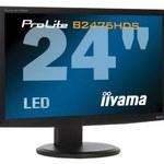 We wrześniu nowy monitor LED firmy iiyama