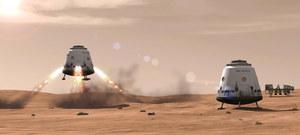 We wrześniu poznamy szczegóły misji na Marsa