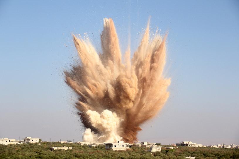 We wrześniu ubiegłego roku siły rosyjskie rozpoczęły naloty na ugrupowania ekstremistów działających w Syrii, zdjęcie ilustracyjne /AFP