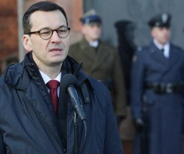 We wtorek Morawiecki uda się do Davos.
