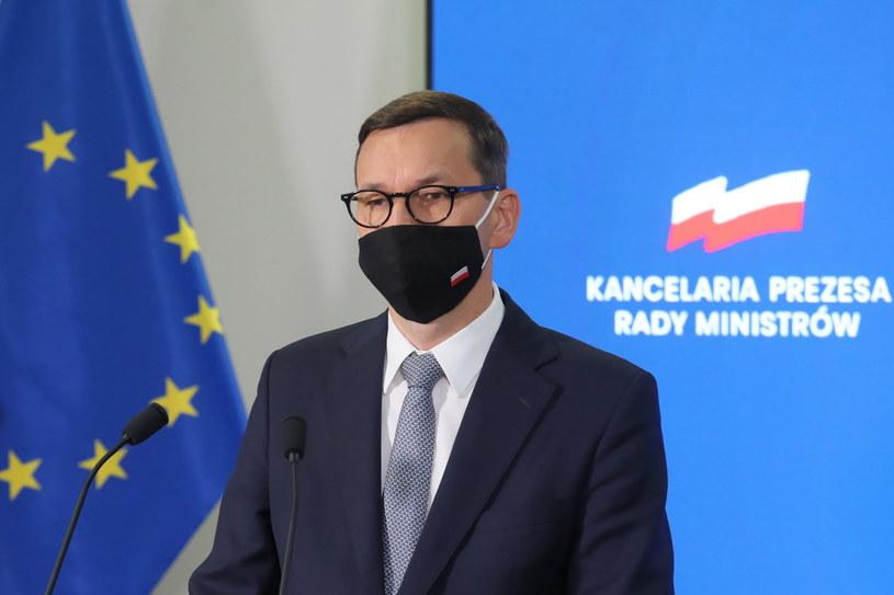 We wtorek premier spotkał się z przedstawicielami przedsiębiorców / Paweł Supernak   /PAP