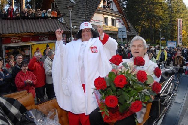We wtorek rano w zakopiańskim szpitalu zmarła siostra Helena Warszawska / fot. Adrian Gladecki /Reporter
