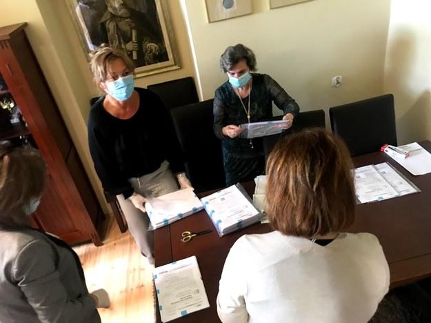 We wtorek uczniowie klas ósmych pisali egzamin z języka polskiego /Krzysztof Kot /RMF FM