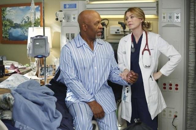 Webber będzie miał pretensje do Meredith, że nie pozwoliła mu umrzeć. /Kelsey McNeal/ ABC /materiały prasowe