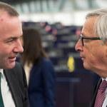 Weber za Junckera? Niemiec ogłosił, że chce być szefem Komisji Europejskiej