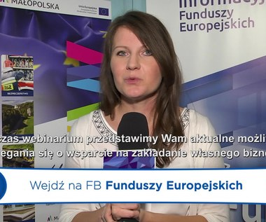 Webinarium o Funduszach Europejskich