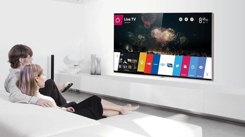 WebOS - znalazło już 1 mln nabywców wraz z telewizorami /materiały prasowe