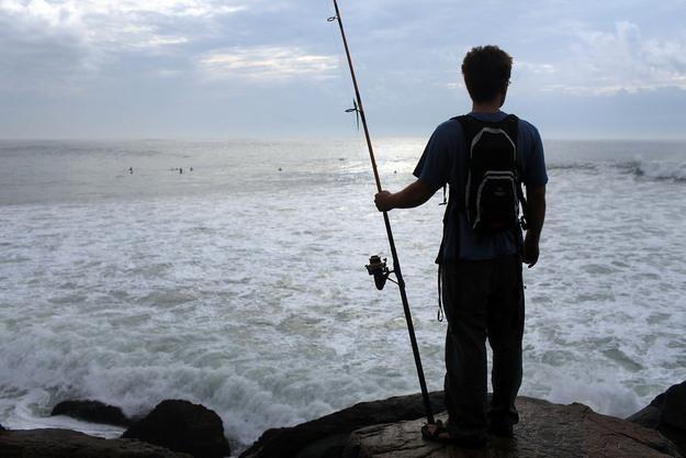 Wędkarze chcą wyłączenia jezior z gospodarki rybackiej /AFP