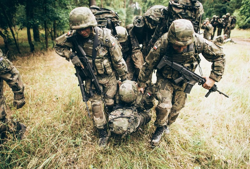 Wedle planów do końca 2019 roku w WOT służyć będzie do 30 tys. żołnierzy /Wojska Obrony Terytorialnej /materiały prasowe