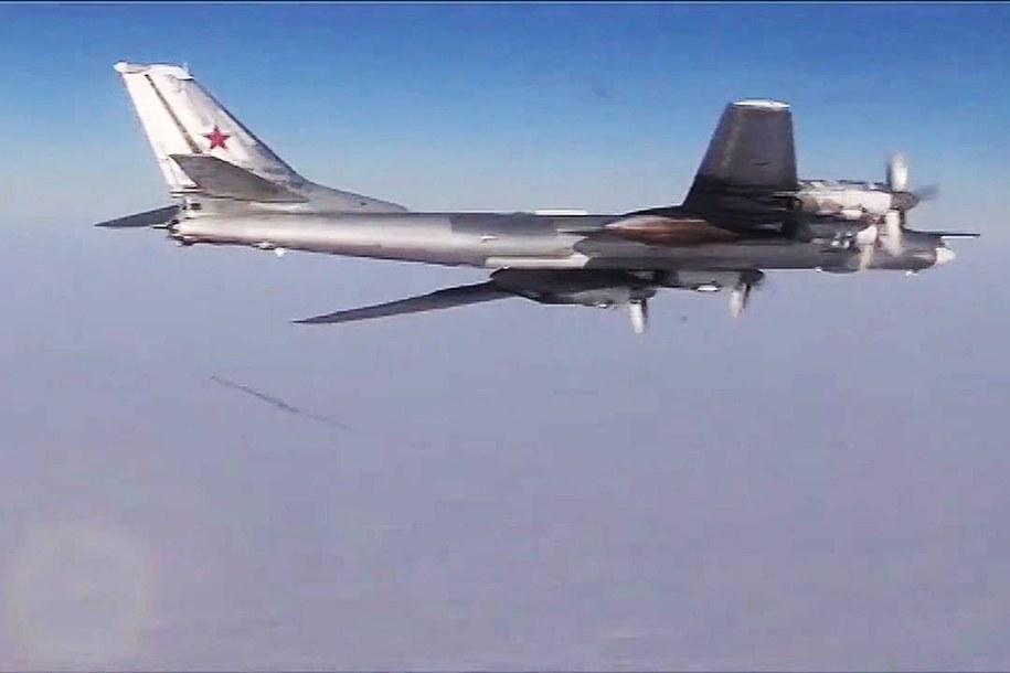 Według amerykańskich władz wojskowych, w trakcie obu incydentów Rosjanie nie naruszyli przestrzeni powietrznej USA /TASS /PAP