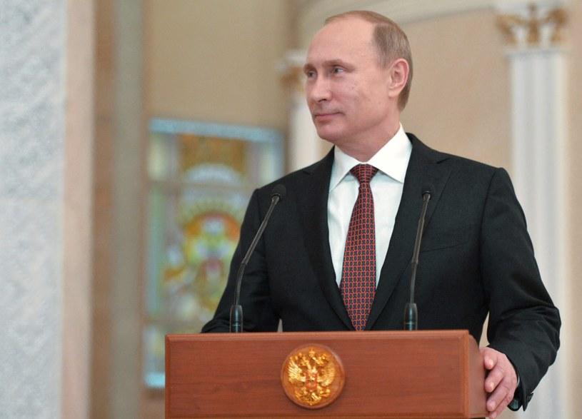 Według Bogdana Klicha Putin w każdej chwili będzie mógł umyć ręcę przed odpowiedzialnością za wydarzenia na Ukrainie /PAP/EPA