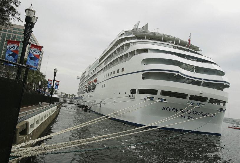"Według dziennika ""El Confidencial"" to wycieczkowiec Seven Seas Navigator /AFP"