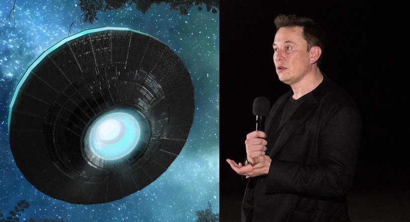 Według Elona Muska w Układzie Słonecznym nie ma życia /123RF/PICSEL