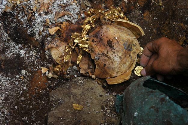 """Według geologów i naukowców wizja """"bułgarskiego Klondike"""" jest realistyczna /AFP"""