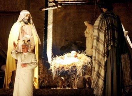 Według historyków, Święto Bożego Narodzenia po raz pierwszy uroczyście obchodzono w 336 r /AFP