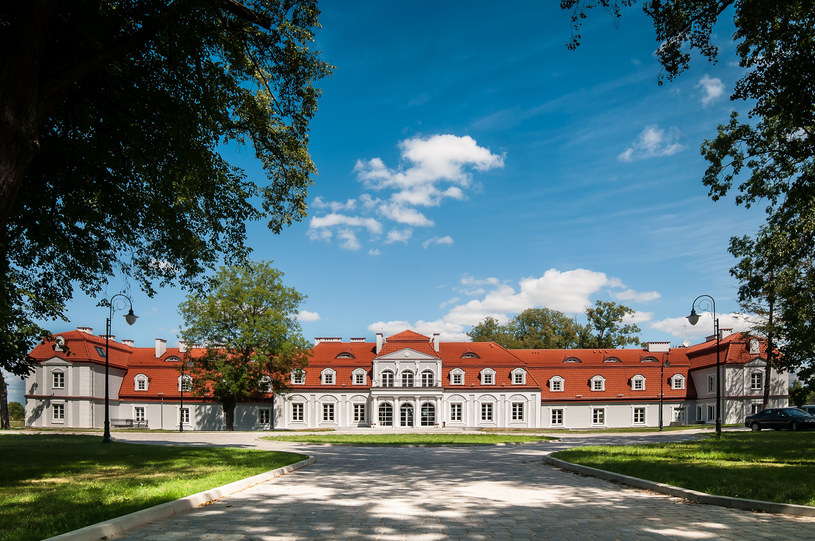 Według historyków, ta ogromna neoklasycystyczna budowla to jeden z  najcenniejszych zabytków południowego Mazowsza /materiały prasowe