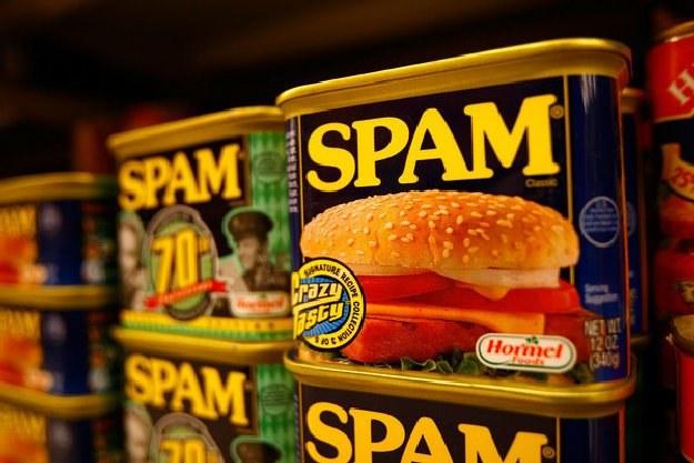 Według kontynentów, Azja nadal dominuje w ilości spamu /AFP