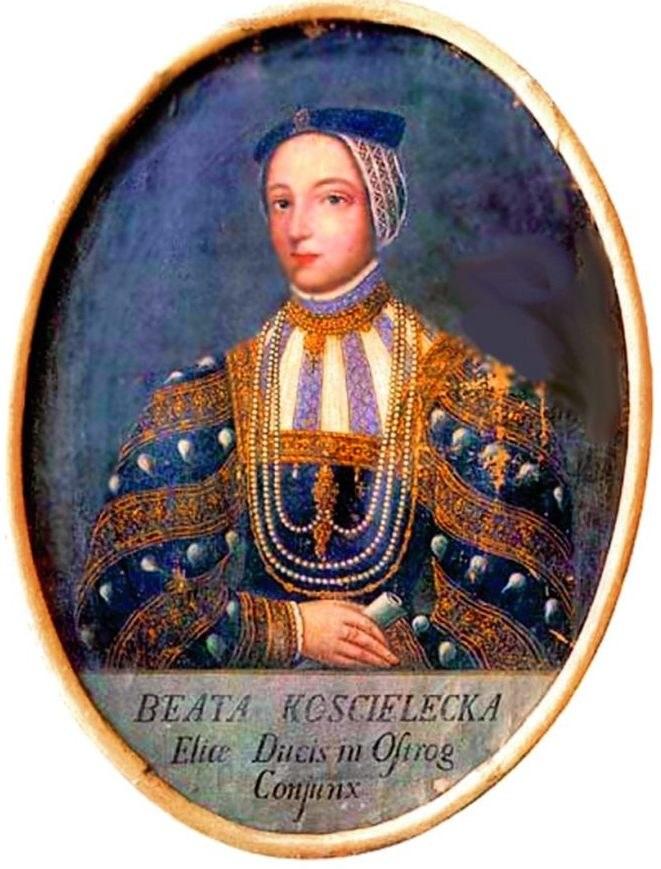 Według plotek Beata Kościelecka była nieślubną córką Zygmunta I Starego (domena publiczna) /Ciekawostki Historyczne