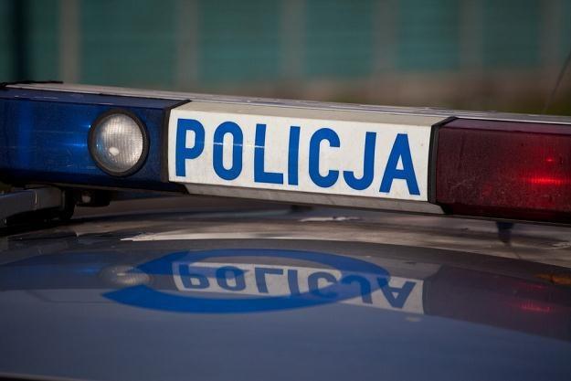 Według policji uderzenie było tak silne, że naczepa przesunęła się kilka metrów, fot. Szymon Blik /Reporter