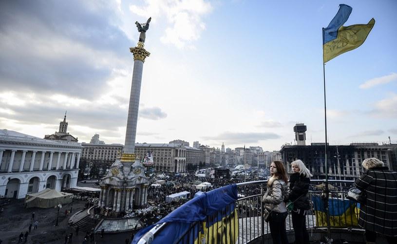 Według Puszkowa USA wykorzystują ukraiński kryzys, aby jeszcze mocniej skonsolidować blok euroatlantycki /AFP