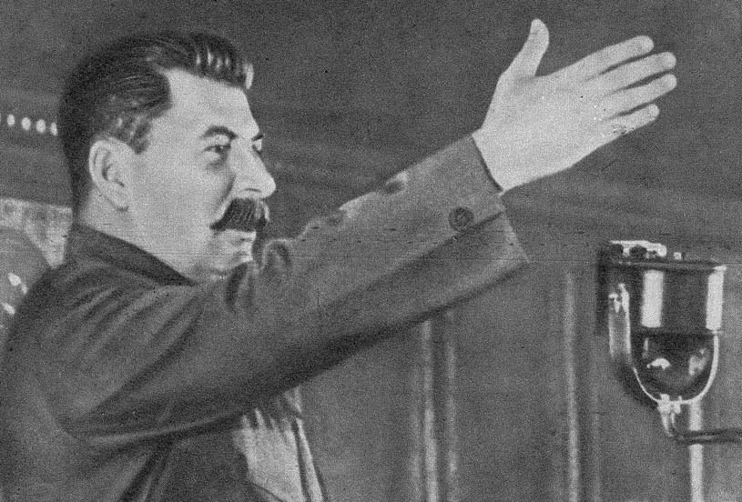 Według różnych szacunków z rozkazu Stalina zamordowano od 9 do 22 mln ludzi /Reprodukcja: FoKa /Agencja FORUM