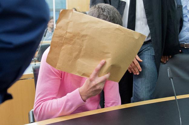 """Według sędziego Sanel B. nie jest """"zabijaką"""" fot. Boris Roessler / DPA /AFP"""