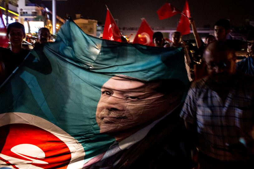Według tureckich mediów, w starciach w Turcji zginęły 42 osoby /AFP