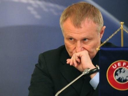 Według ukraińskich oligarchów za utratę szans Dniepropietrowska i Odessy odpowiada Hryhorij Surkis. /AFP