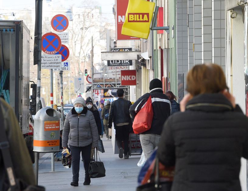Według wyrywkowego badania, zakażeń koronawirusem w Austrii może być znacznie więcej. /Guo Chen/Xinhua News /East News