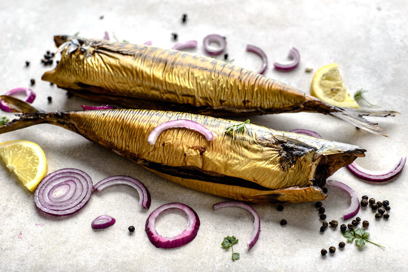 Wędzone makrele /©123RF/PICSEL