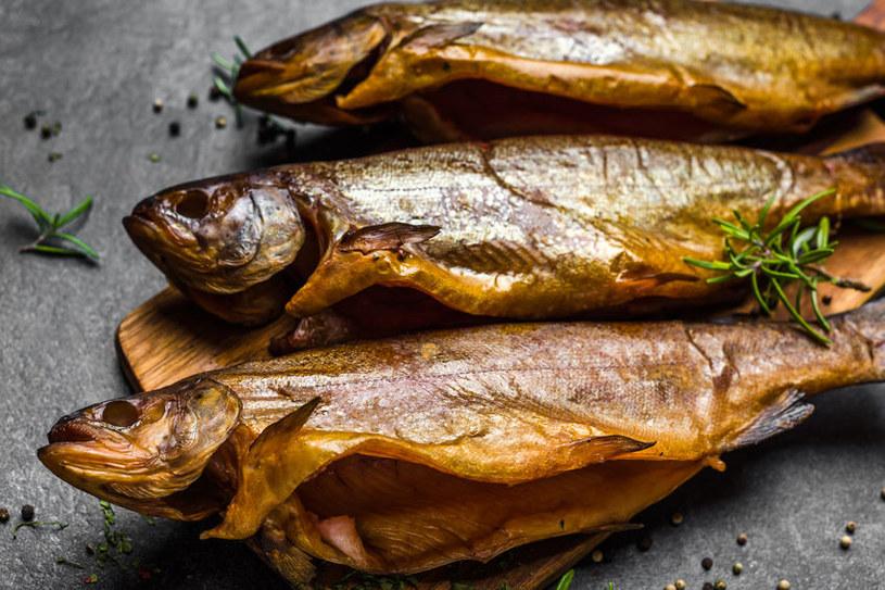 Wędzone ryby /©123RF/PICSEL