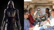 Weekend w kinie: Fassbender i Templariusze oraz przyjaźń po polsku