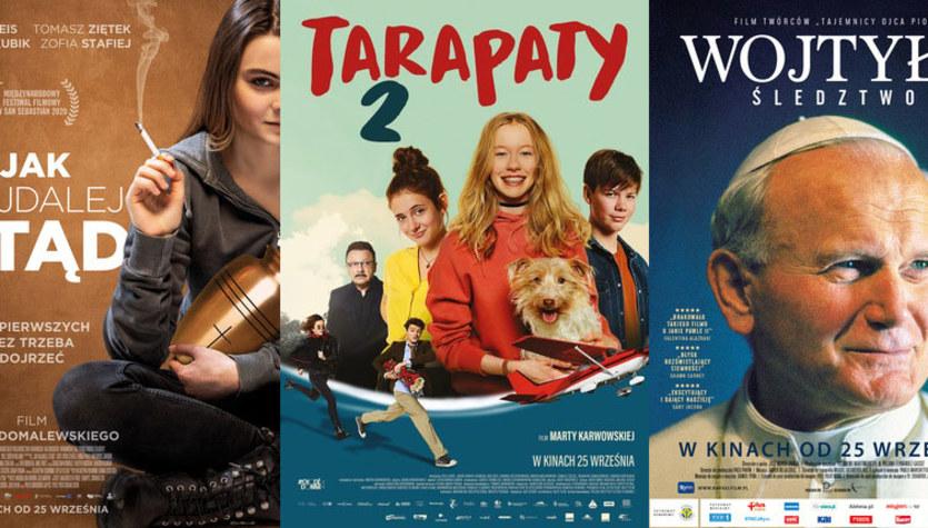 Weekend w kinie: Polskie nastolatki i śledztwo w sprawie Jana Pawła II