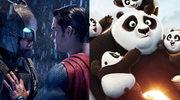 Weekend w kinie: Superbohaterowie i pandy