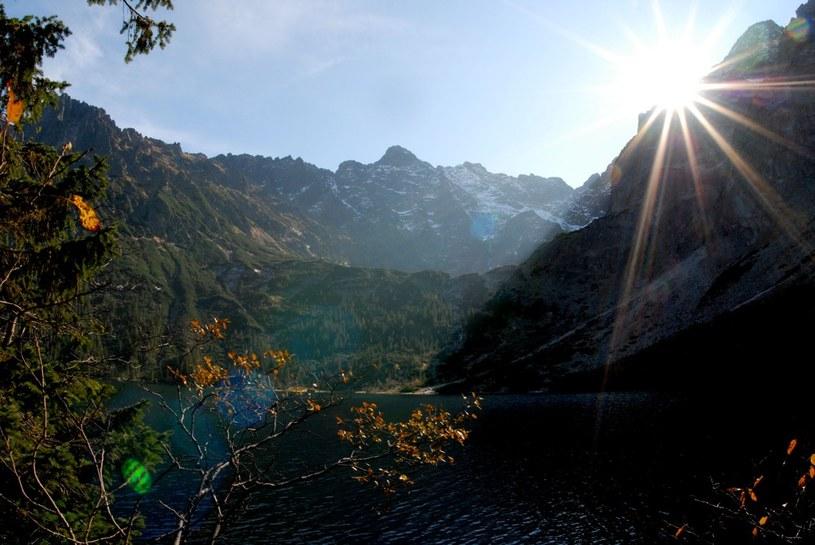 Weekend w Tatrach ma być słoneczny i ciepły /Adrian Gladecki /Reporter