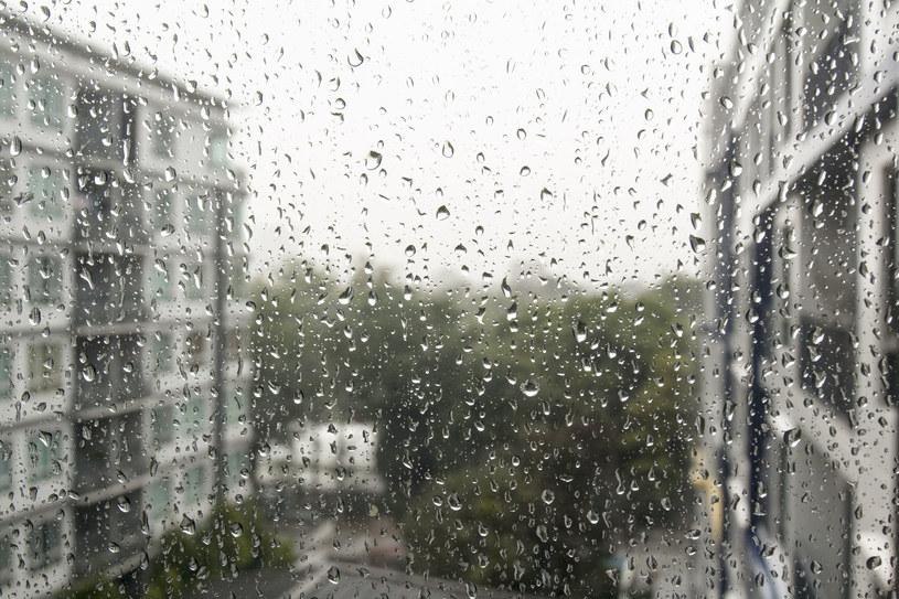 Weekend z przelotnymi opadami deszczu /123RF/PICSEL