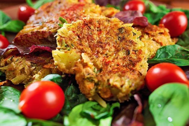 Wegański burger? Smacznego! /©123RF/PICSEL