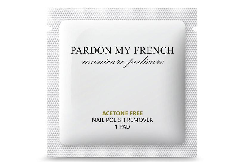 Wegański zmywacz do paznokci Pardon My French /materiały prasowe