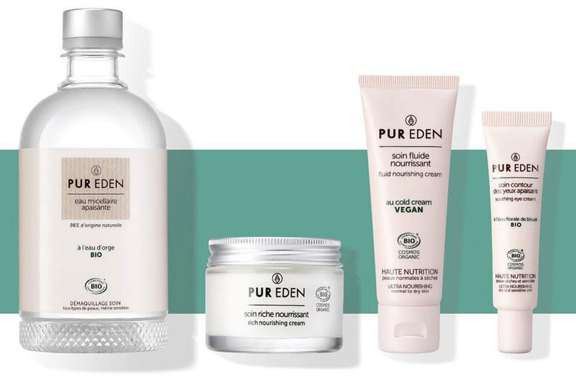 Wegańskie kosmetyki od Pur Eden /materiały prasowe