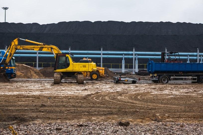 Węgiel za Nord Stream 2? /Adam Burakowski/REPORTER /Agencja SE/East News