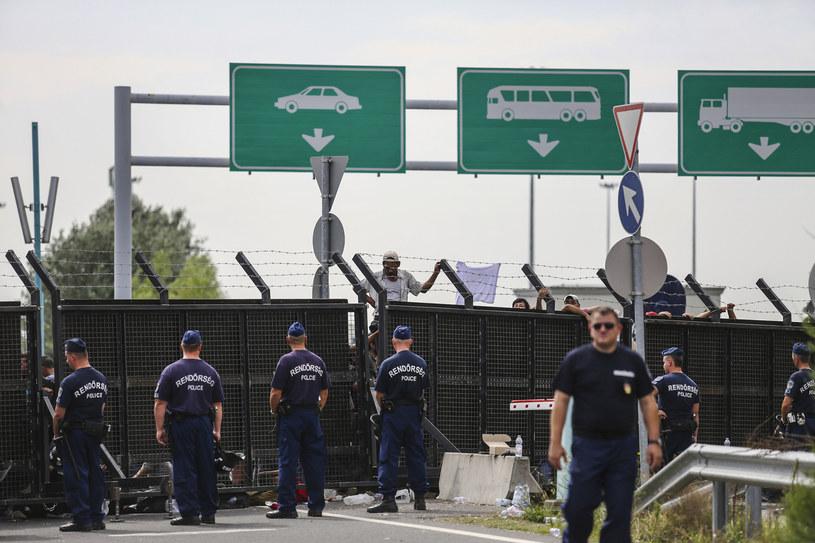 Węgierska granica, zdj. ilustracyjne /Beata Zawrzel /Reporter