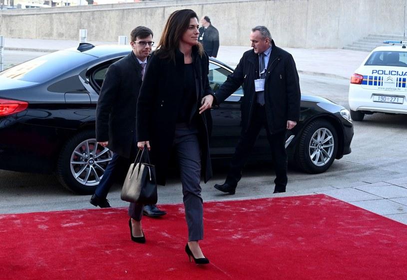 Węgierska minister sprawiedliwości Judit Varga /AFP