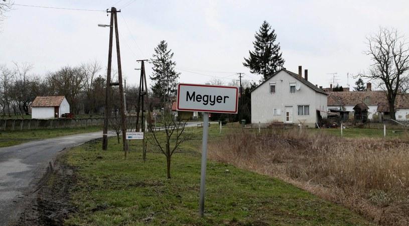Węgierska wioska Megyer /East News