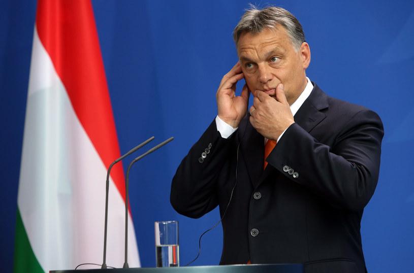 Węgierski premier chce autonomii dla Węgrów za granicą /AFP