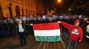 Węgry: Demonstracja przed parlamentem
