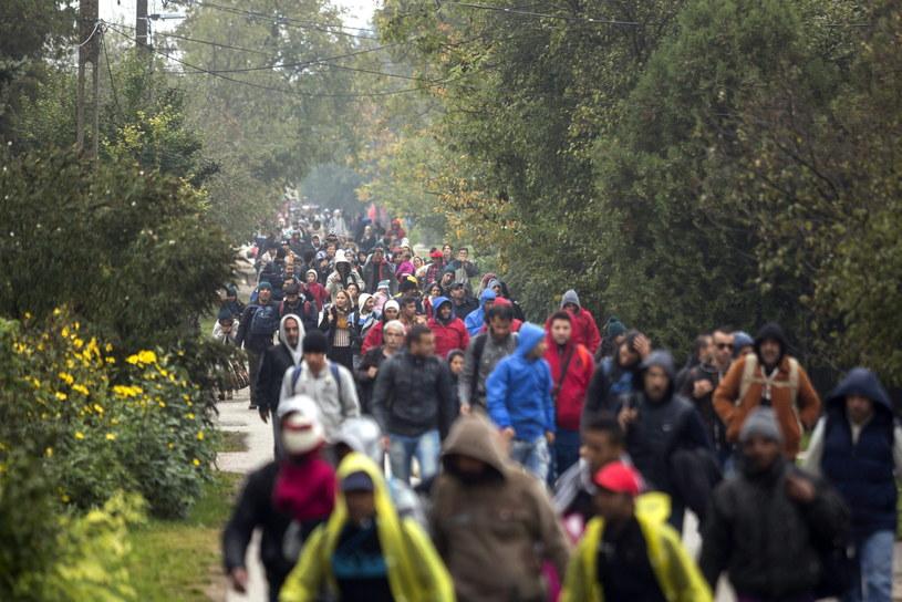 Węgry przywracają kontrolę na granicy /PAP/EPA