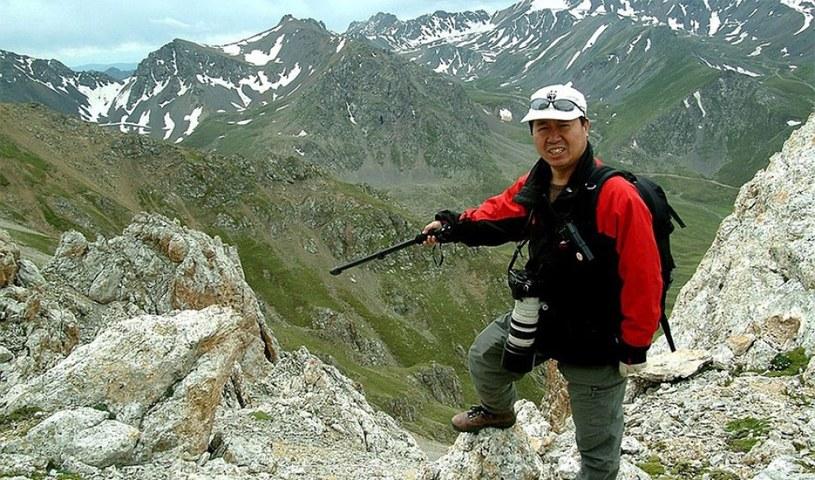 Weidong Li wynalazł ten gatunek i zajął się jego badaniami /CNN /INTERIA.PL