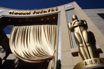 Wejście do Kodak Theatre /AFP