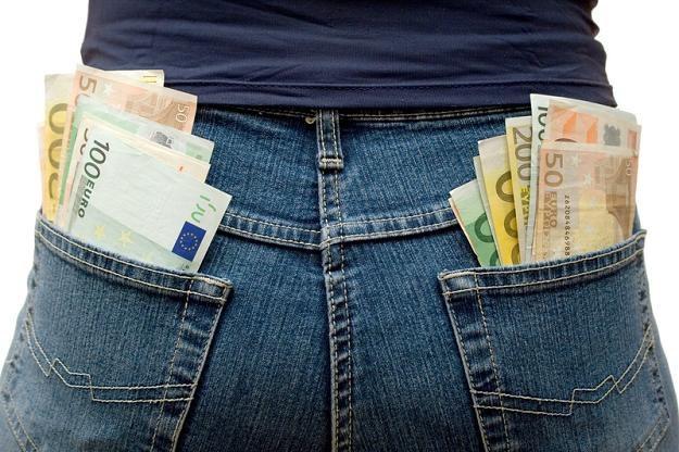 Wejście do strefy euro może sprzyjać narastaniu boomu kredytowego /© Panthermedia