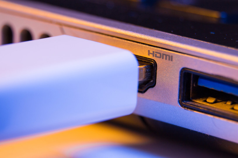 Wejście HDMI /123RF/PICSEL